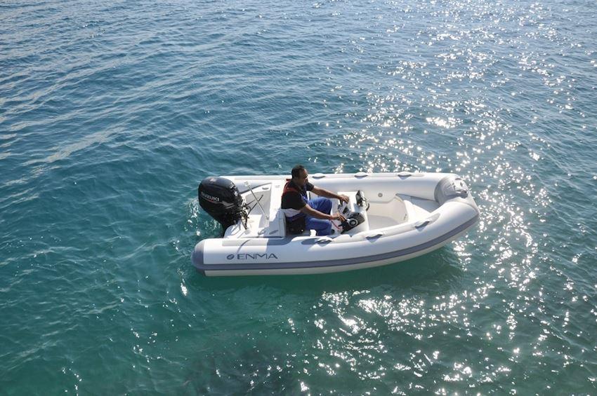 ENMA 350 - 360 D-LUX Boats