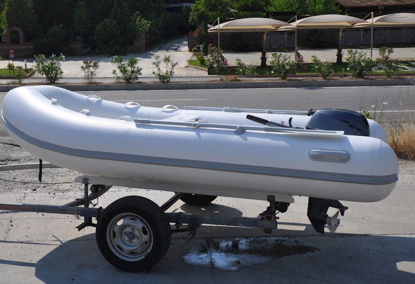 ENMA 390 - 410 OPEN Boats