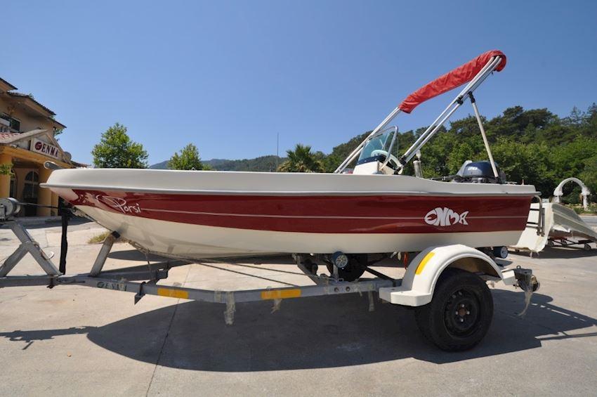 ENMA 410 FISHER Boats