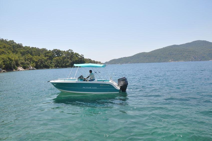 ENMA 520 ACTIVE Boats