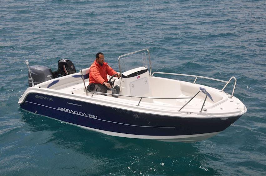 ENMA 560 BARRACUDA Boats
