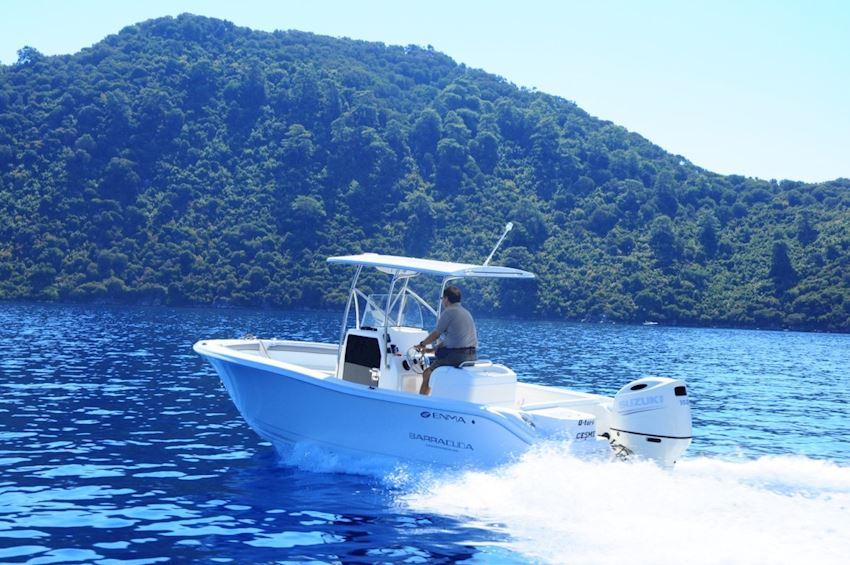 ENMA 680 BARRACUDA CC Boats
