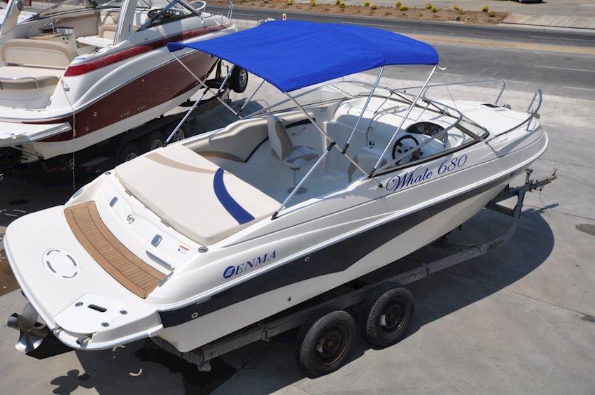 ENMA 680 WHALE Boats