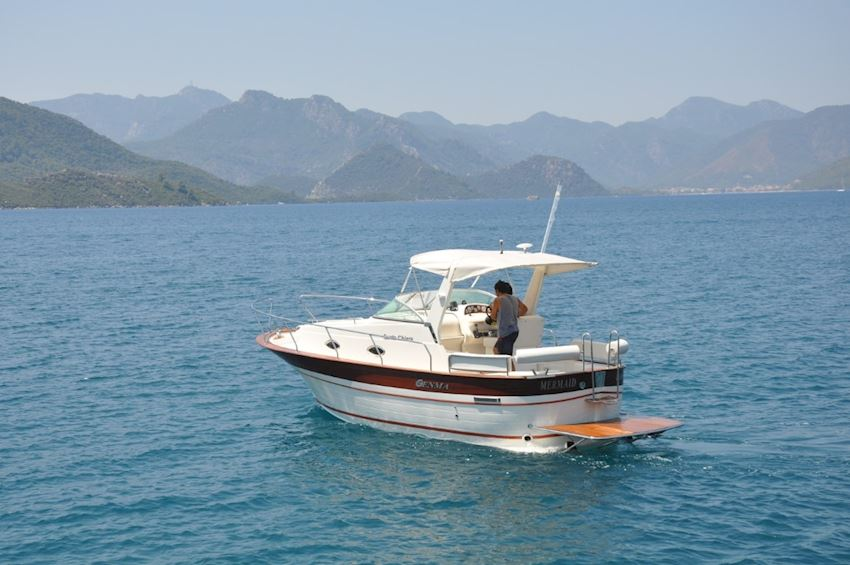 ENMA 870 SANTA CHIERA Boats