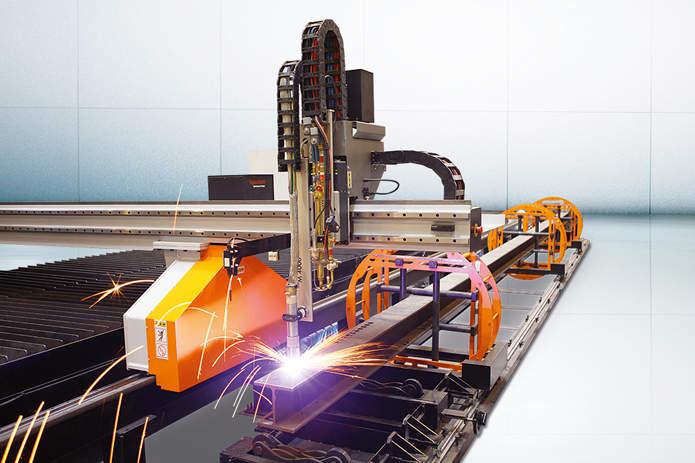 EPL Plasma Cutting Machine / Product Info - TraGate
