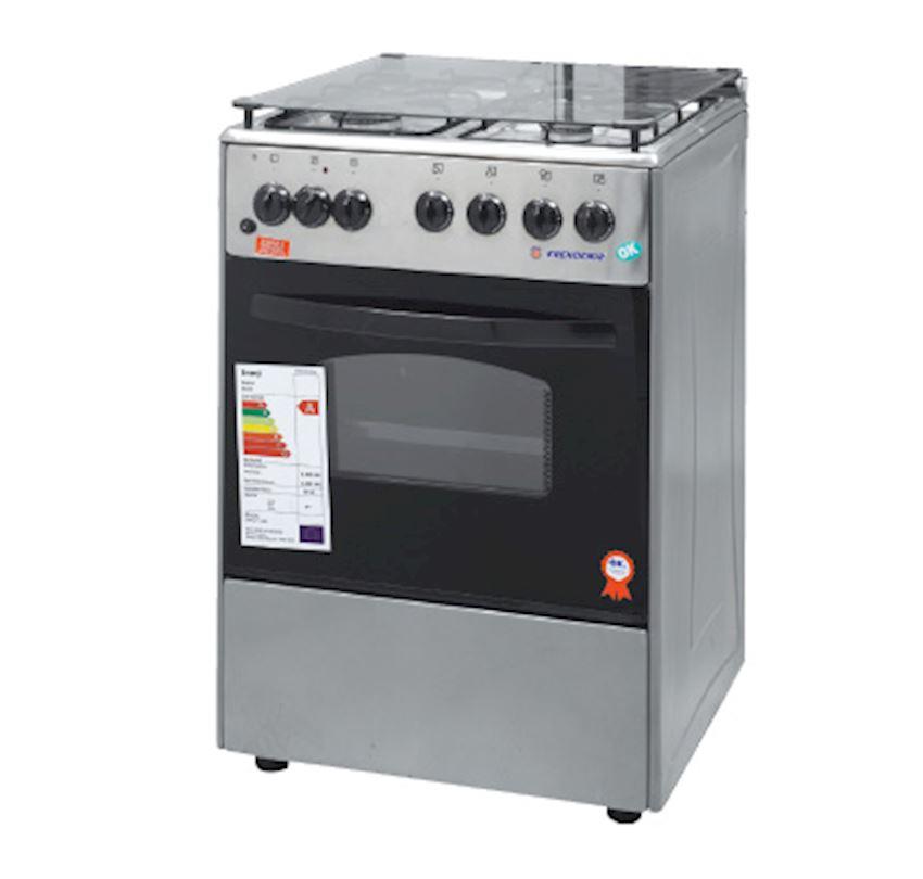 ERENDEMIR Innox Standing Oven