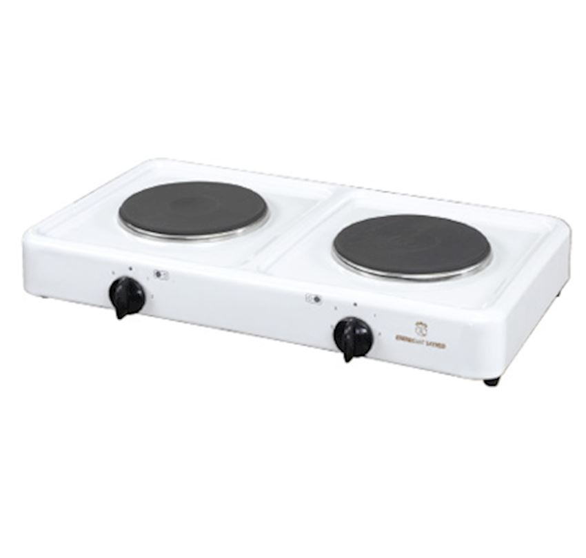 ERENDEMIR Two Burner Hot Plate