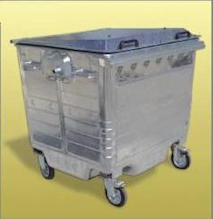 ES 1100 garbage container