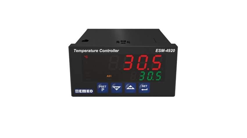 ESM-4920PID, Universal Input ON / OFF, Temperature Controller