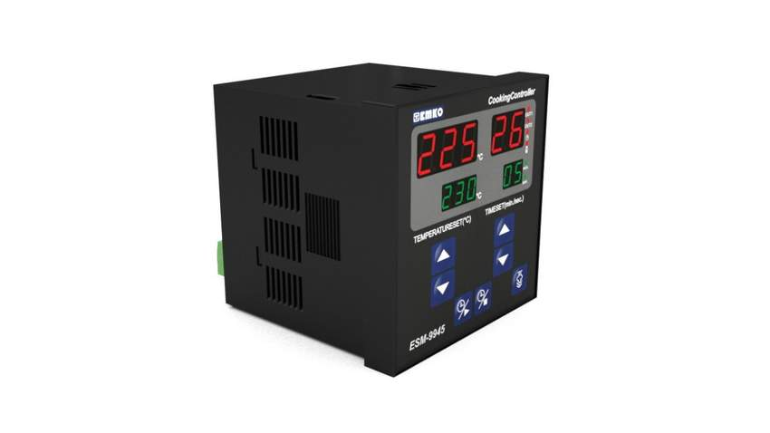 ESM-9945 Steam OutputCooking Controllers (96 X 96 mm)
