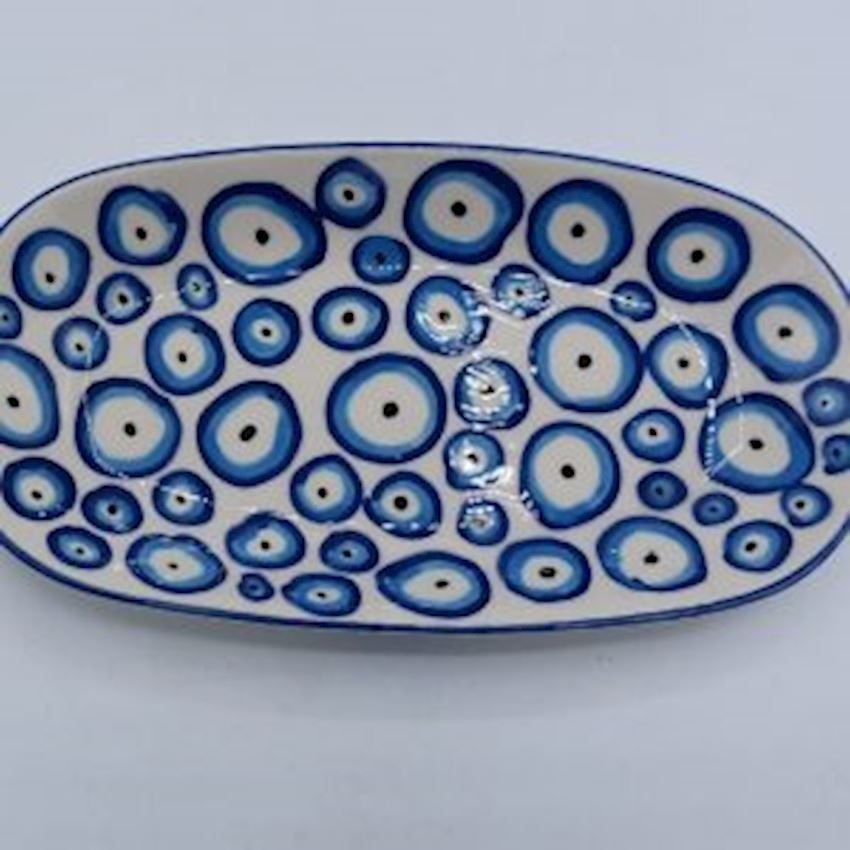 Evil Eye Sandal Plate 21cm