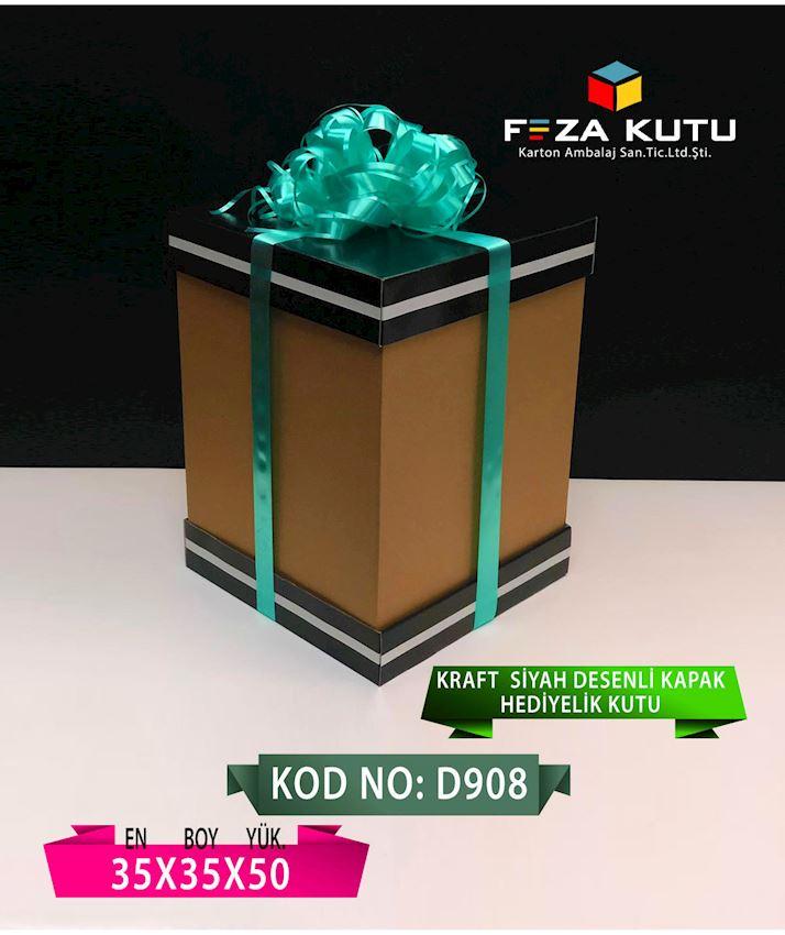FEZA D908 35X35X50 MULTI PURPOSE GIFT CRAFT BOX Packaging Boxes