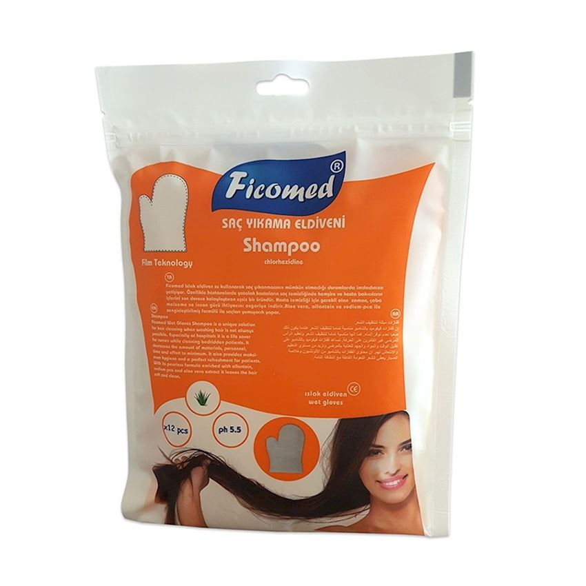 Ficomed Hair Washing Gloves Other Hair Care & Styling Products