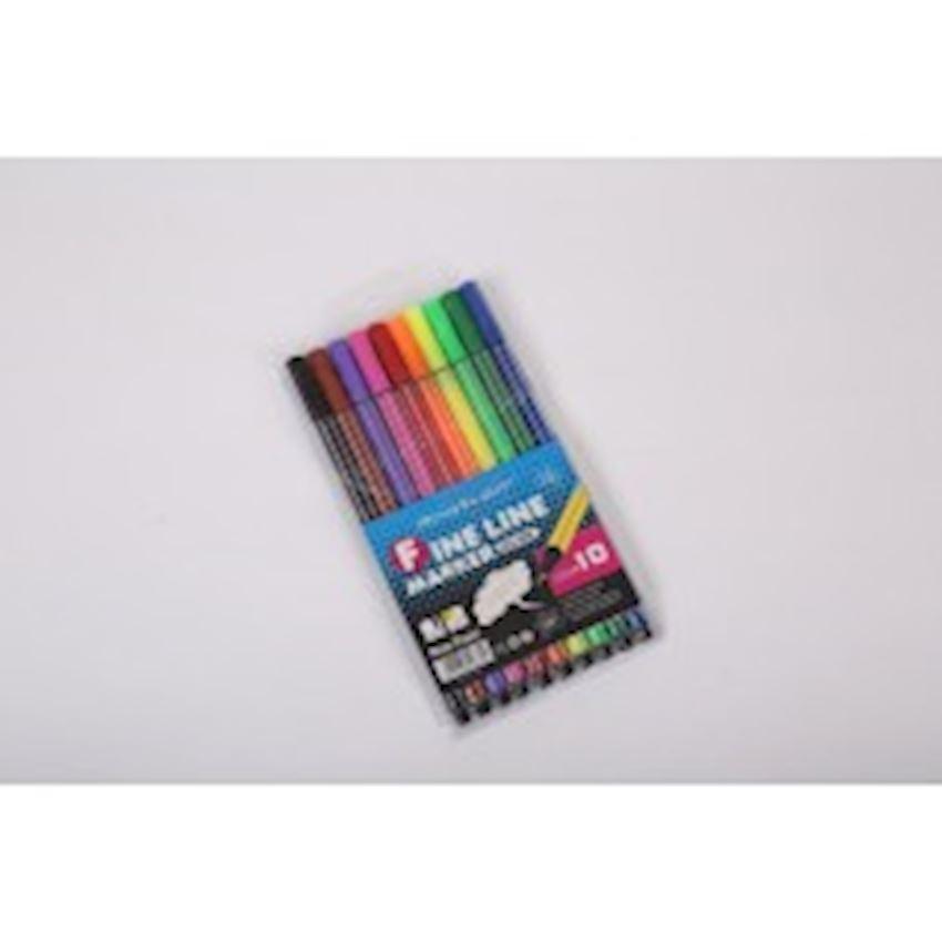 Fineliner 10 Pen Signature Pen Paint Brushes