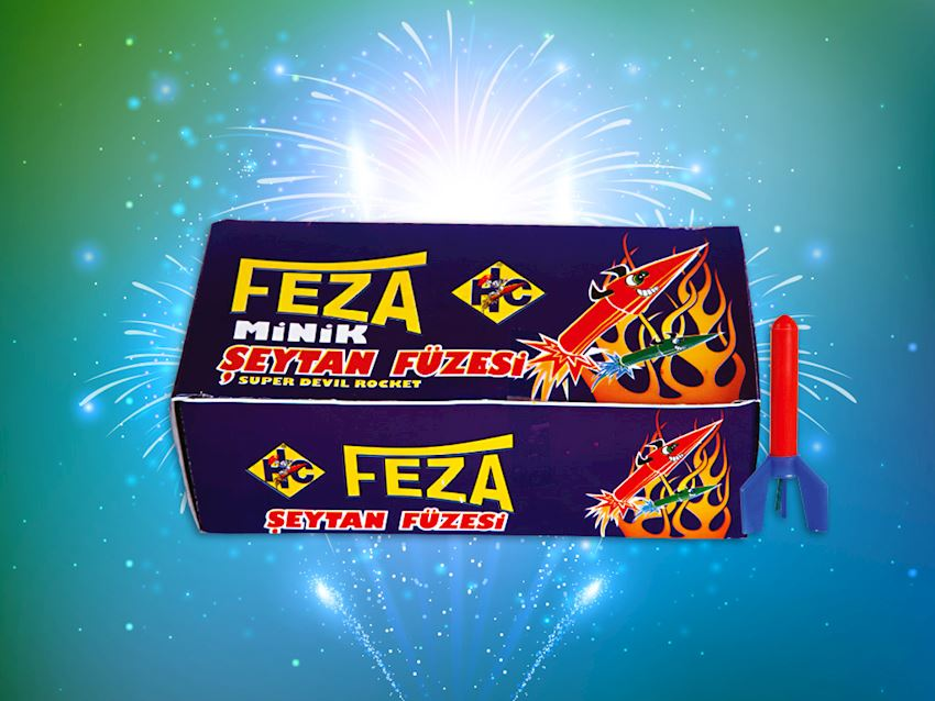 Fireworks & Firecrackers - Devil Rocket
