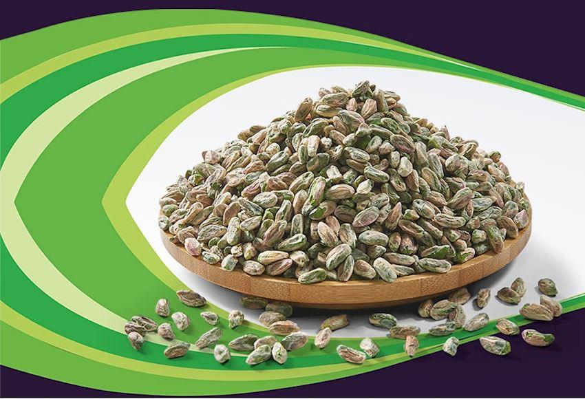 Fistikci Food Antep Pistachio Kernels Green Extra Bird Type