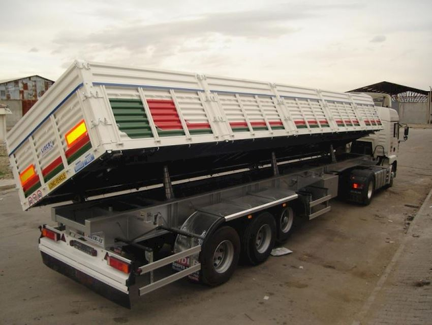 Flatbed Truck Trailers