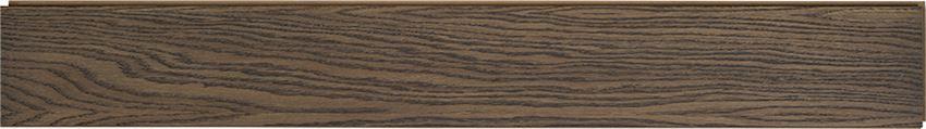 Flooring Parquet Natural Oak Top Oily Brush Beveled Ash Gray