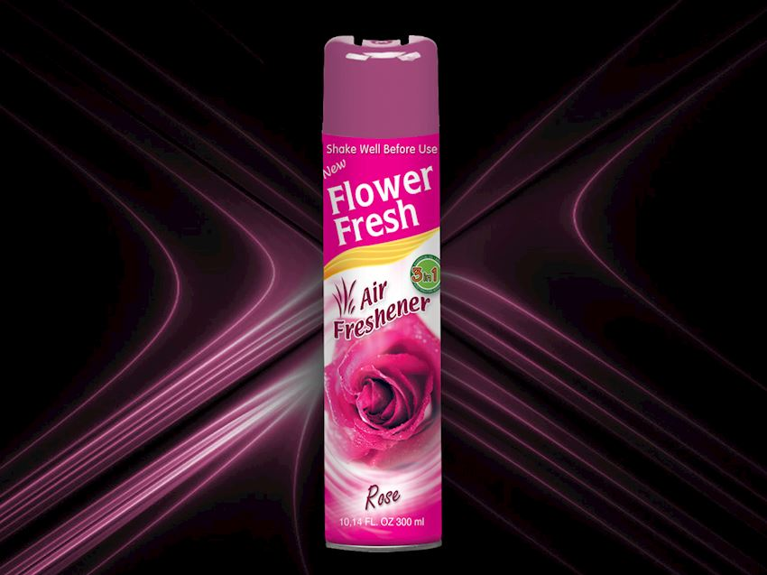 Flower Fresh Rose Air Fresheners