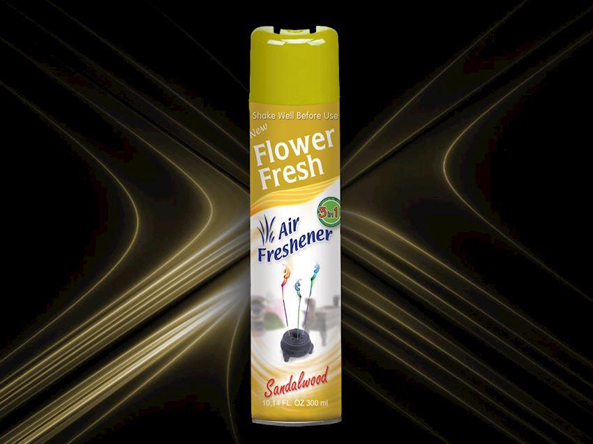 Flower Fresh Saldalwood Air Fresheners