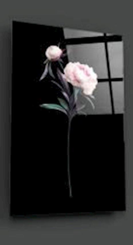 Flower Glass Table