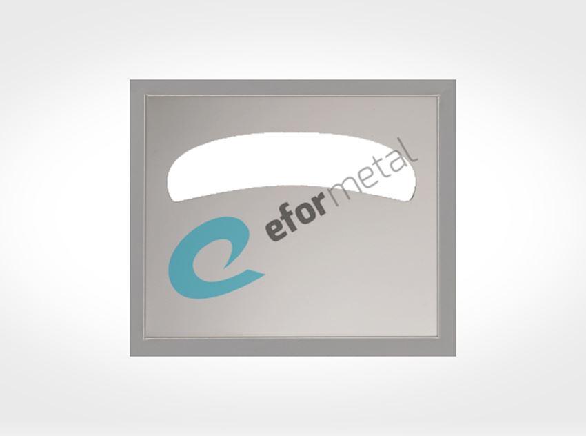 Flush Toilet Paper Holder / Recessed