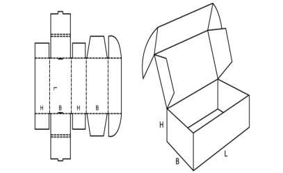 Folding Type Fefco 427