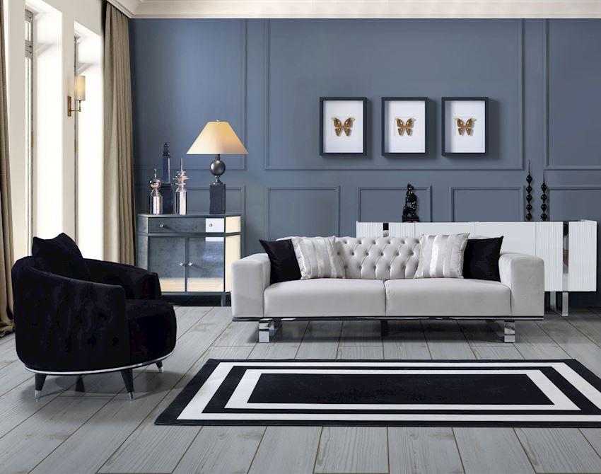 FORA MONS KROM Living Room Sofas