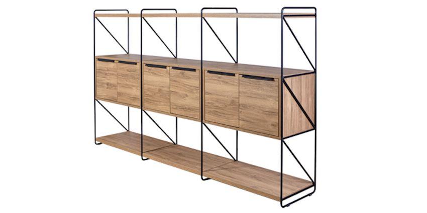 Fora Office Cabinet Storage Unit
