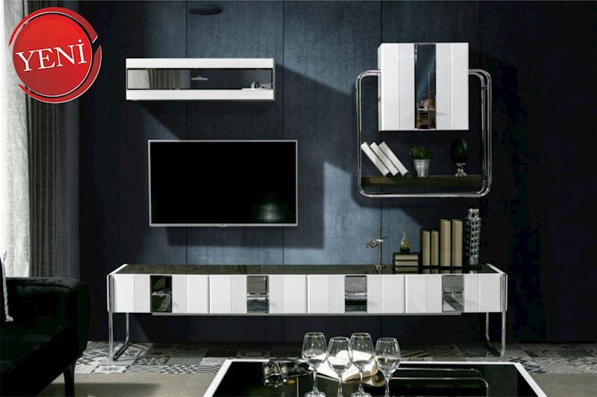 FORA RIXOS WHITE TV Stands
