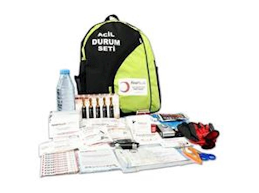 FP 09.102 Earthquake And Disaster - Extra Health Care Products