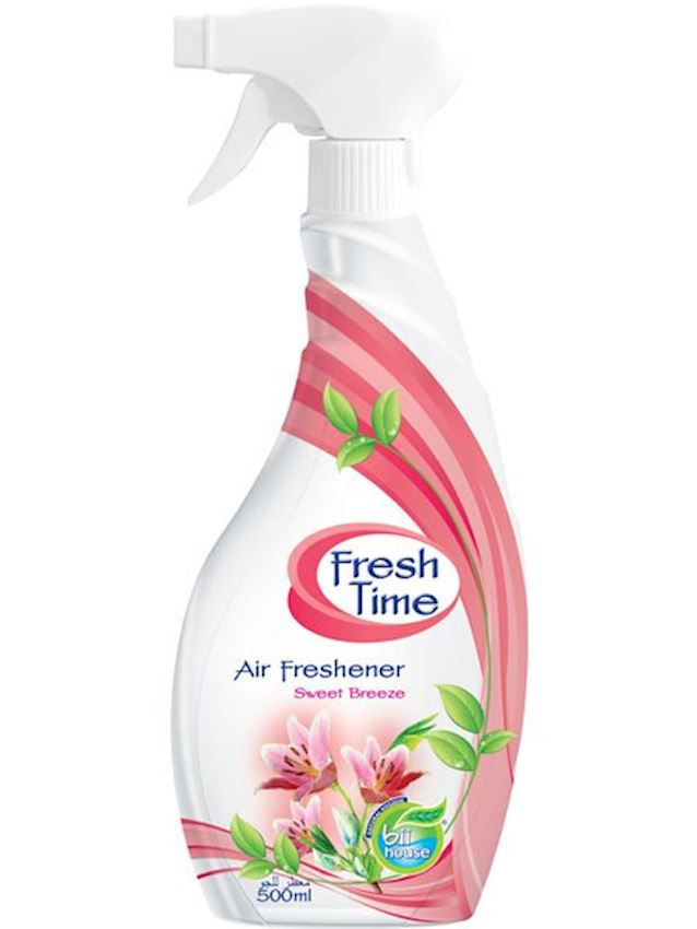 Fresh Time Air Freshener - Sweet Breeze Air Fresheners