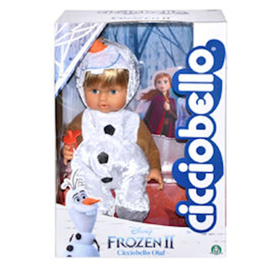 Frozen 2 Olaf Dressed Cicciobello Other Baby Toys