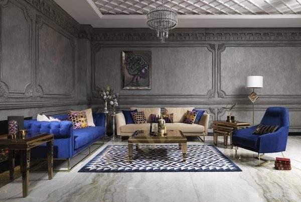Gabba Sofa Set Versace 2100 2110