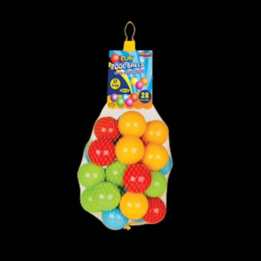 Game Pool Balls in 6 cm 28 Other Outdoor Toys & Structures