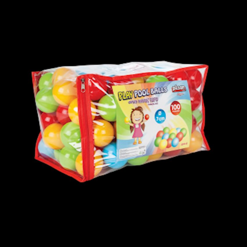 Game Pool Balls in 7 cm 100 Bags Other Outdoor Toys & Structures