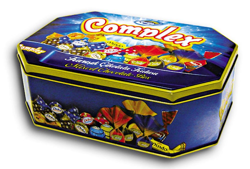 GAMPAS 190x275x80mm Octagonal Shaped Box Packaging Boxes