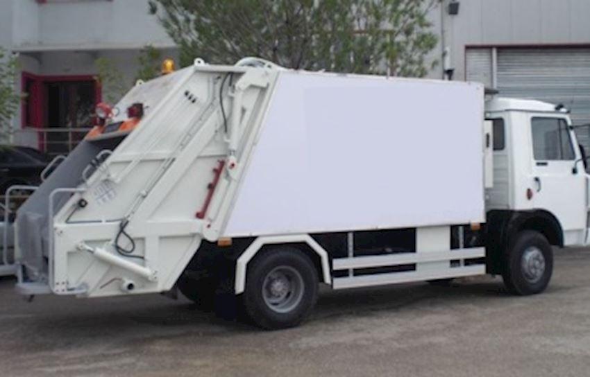 Garbage Trucks 7m3