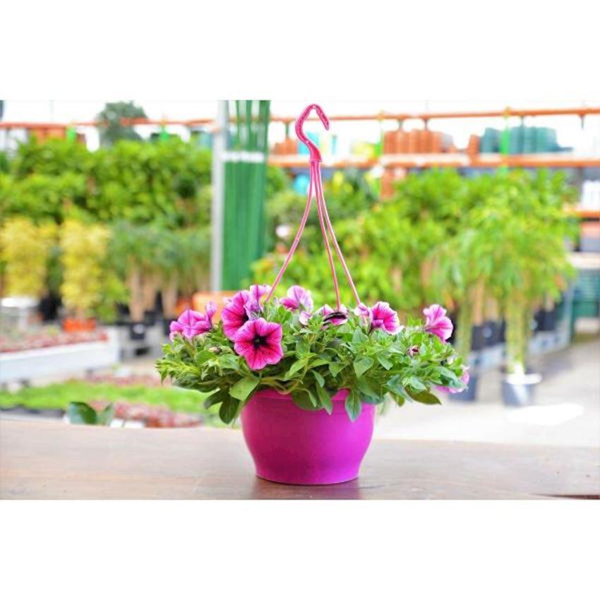 Garden Natura Agriculture Macrome Pot