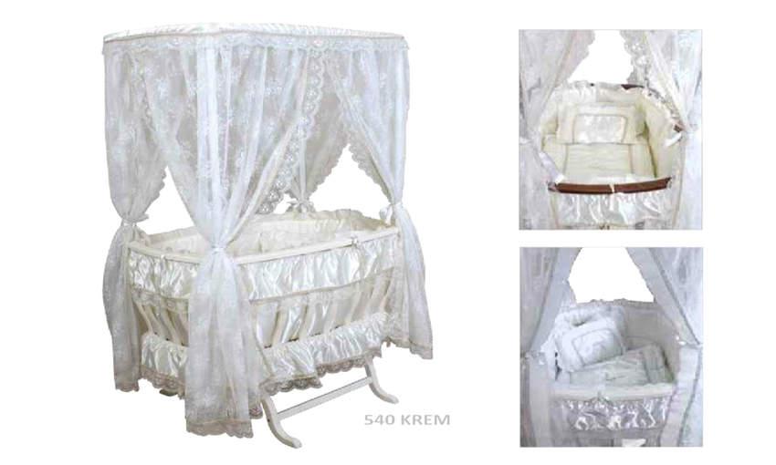 GENÇ ARCHI baby crib Hacegan Children's Cribs