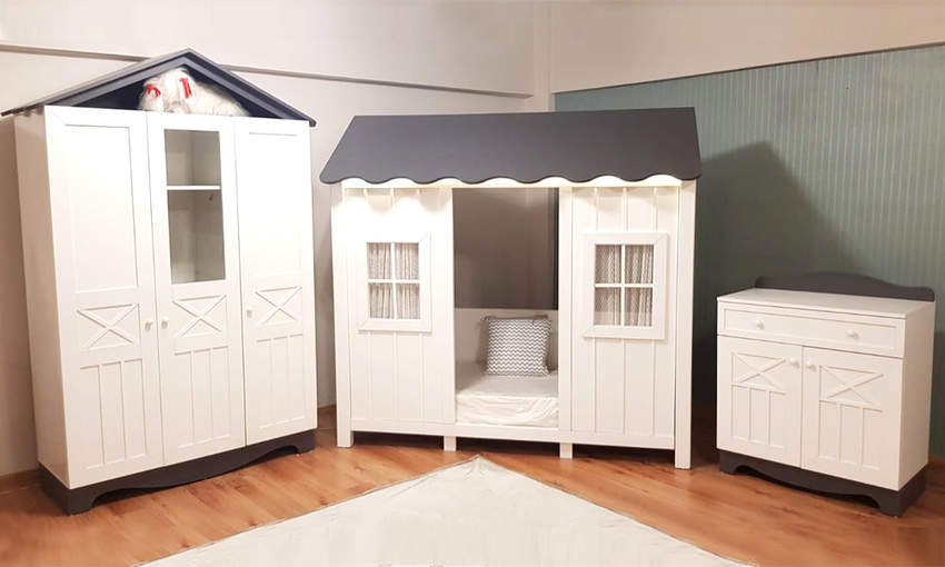 GENÇ ARCHI baby room ANKA Baby Furniture