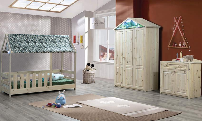 GENÇ ARCHI baby room  BERAT Baby Furniture