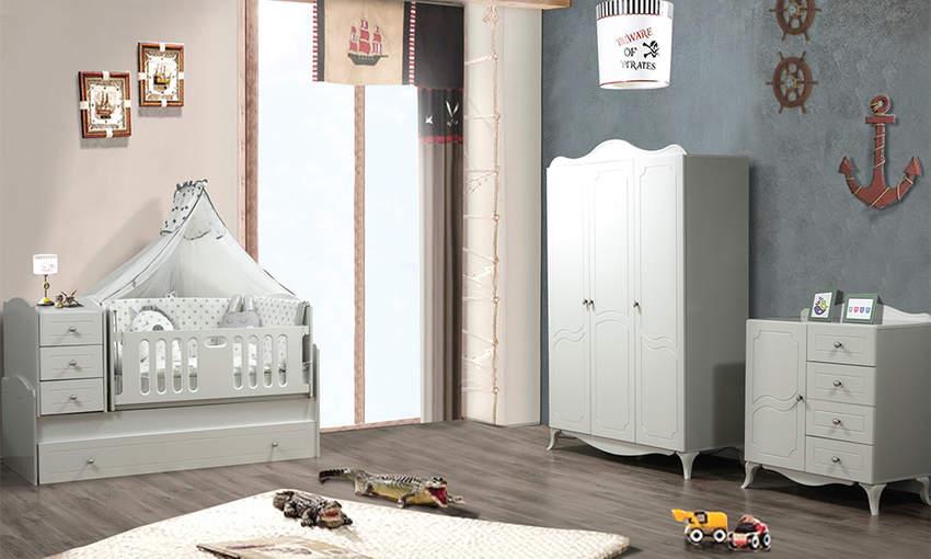GENÇ ARCHI baby room HAZAN Baby Furniture