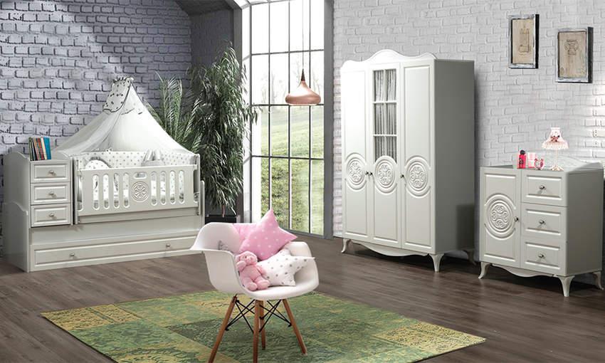 GENÇ ARCHI baby room ZÜMRA Baby Furniture
