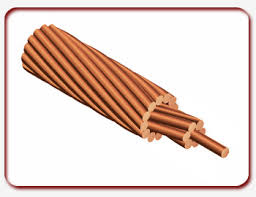 General Bare Copper Conductors Acc, to ASTM Standard