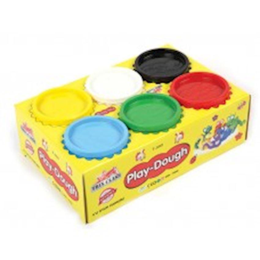 Glass Dough Game Playdough Toys