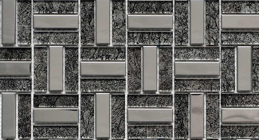 Glass & Inox Wall Paper