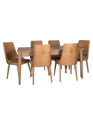 GOLD Table Set