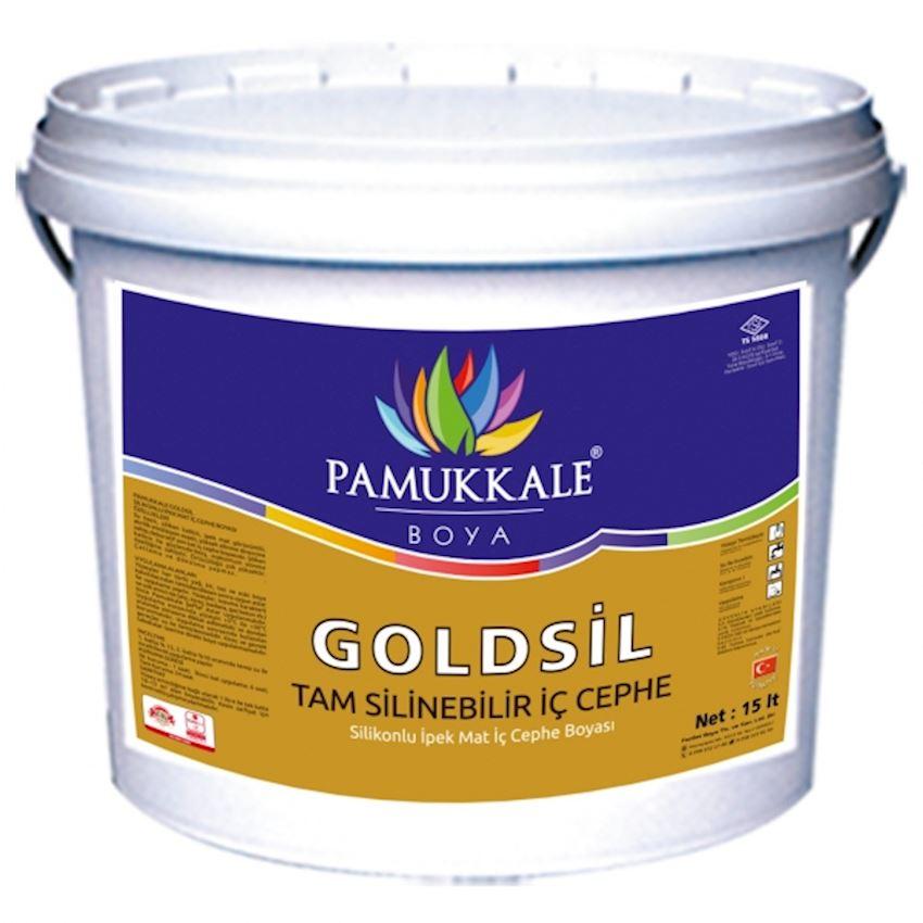 Goldsil Siliconed Interior Wall Silk Matt Paint