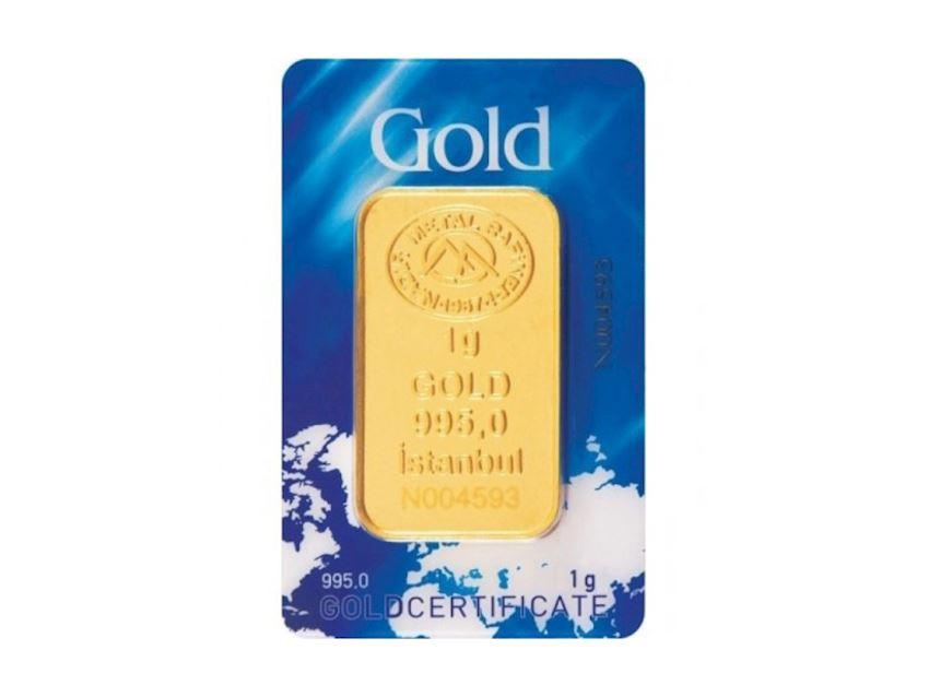 Gram Gold 1 g